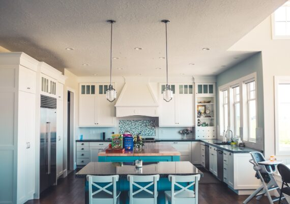 tips to make kitchen spacious