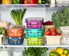 Steps to Organize Your Refrigerator